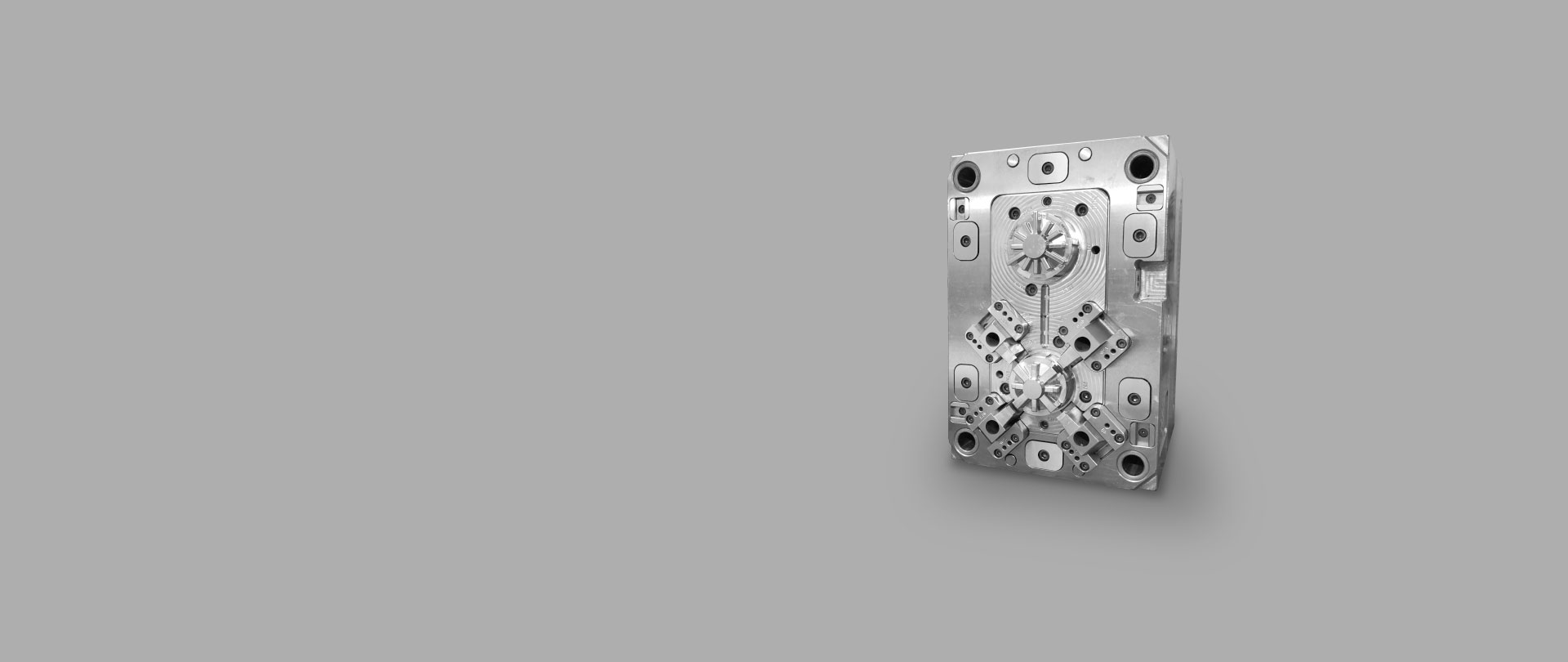 CUTTING EDGE SOLUTION FOR THE MOLD INDUSTRY